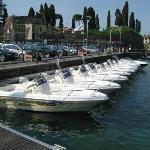 Nearby Lake Garda