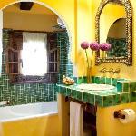 Quarto de baño Kasbah