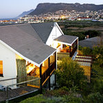 Property sits on mountainside