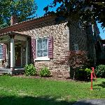 Historic 1846 Cobblestone Home
