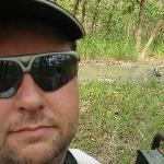 DJ Eargasm & rhino experience on jeep safari