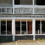 Original building saying