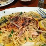 Salmon & Spinach Limone