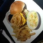 The Double Onion Burger