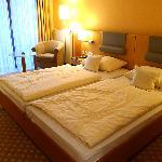 Hotel Am Kloster Foto