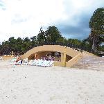 Reef Club beach