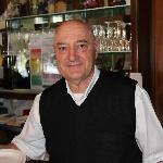 Signore Bruno Leskovec - der Chef des Hauses