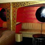 Kamikaze lounge.