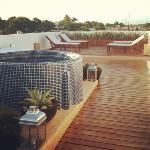 nueva terraza