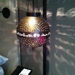 bedside hanging lantern