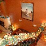 Visit in December and Enjoy our Christmas Decor in every room!