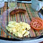 One of the lovely breakfast by Patti