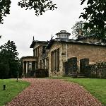 Holmwood House - no photography allowed inside as a rule.