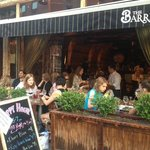 The Barrel Outdoor Seating