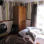 Not luxury accommodation
