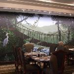 dining room wall painting