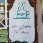 Billede af Dot's Coffee & Tea Shop