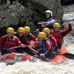 White Water Rafting with Fiachra Gaughan & Peter Kellyand