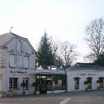 Restaurant La Promenade, Le Petit Pressigny, France