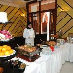 internationaal buffet