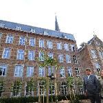 Aussenansicht Hotel MERICI