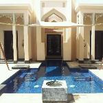 our desert villa