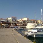 Areti Hotel - Aegina Harbour View