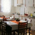 Un coin de la cuisine