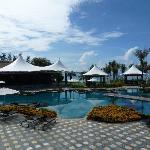 Adult swimming pool