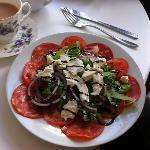 Our Chorizo Salad!