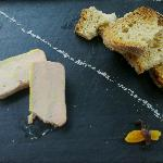 Home Made Foie Gras Terrine