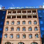 Hotel fasade