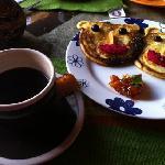 La segunda parte del desayuno fusiones