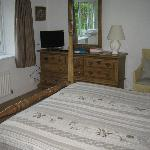 Bedroom - double with private bathroom