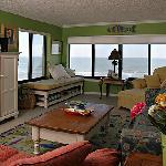 1, 2 or 3 bedroom condos on Amelia Island beach