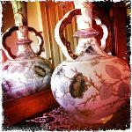 Original vase from family period