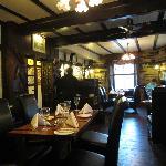 inside Gimmerton Restaurant