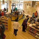 Shoppers at Co-op Downtown