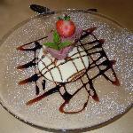 ...das Dessert