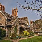 Rustic cottages