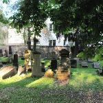 Jüdischer Friedhof Foto