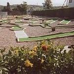 Our crazygolf course