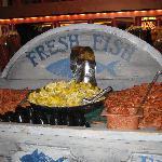 Bayou style peel and eat shrimp