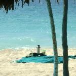 isla Barú. Playa Blanca