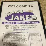 Krazy Jake's
