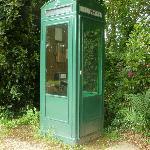 Last hand-wound telephone