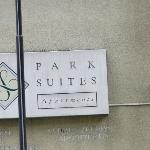 Fachada do Park Suite Apartments