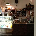 Awesome coffee , staff and atmosphere