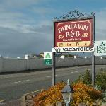 Dunlavin House sign