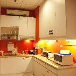 Kitchenette for guests' use
